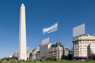 Travel to Buenos Aires by bus