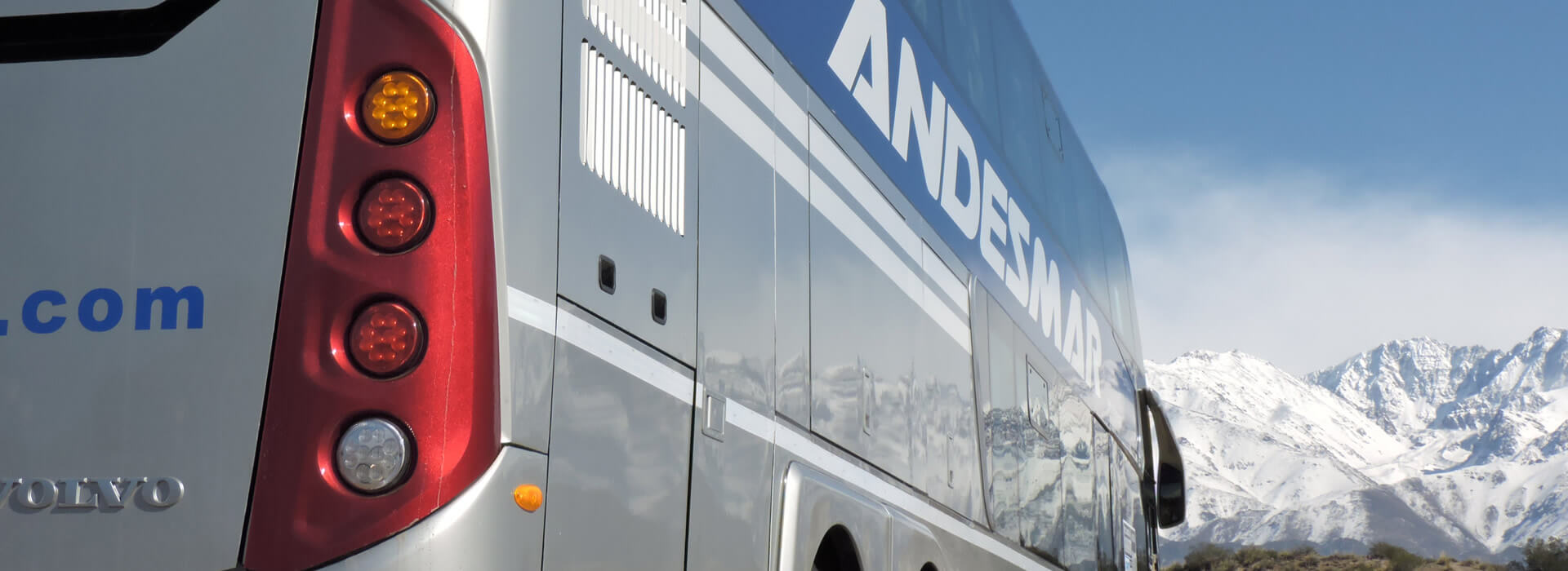 Andesmar long distance buses